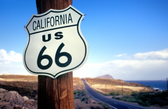 California US Route 66